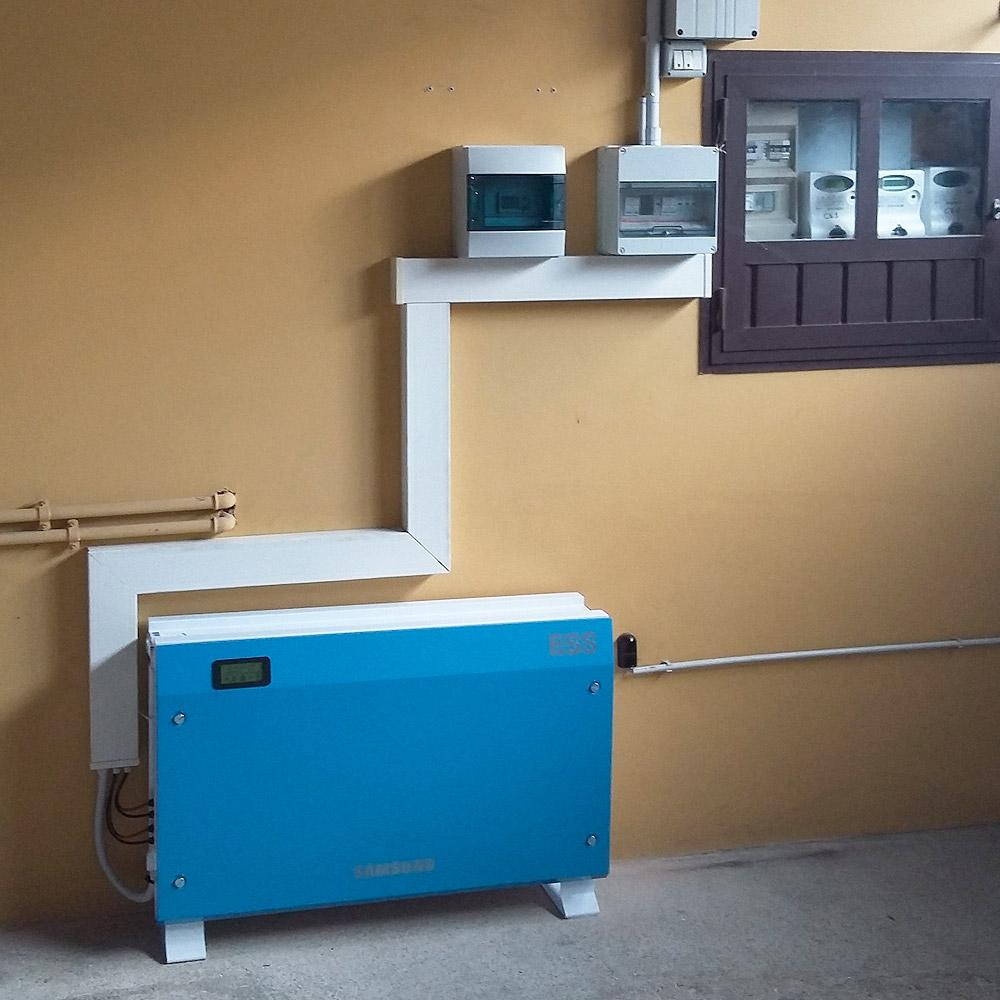 installazione sistemi accumulo casa fvg