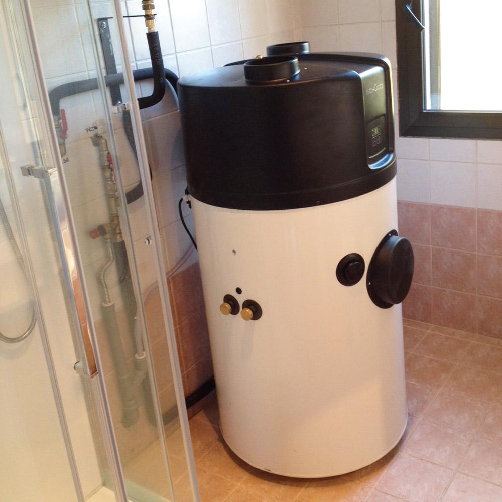 accumulo acqua calda impianto pn