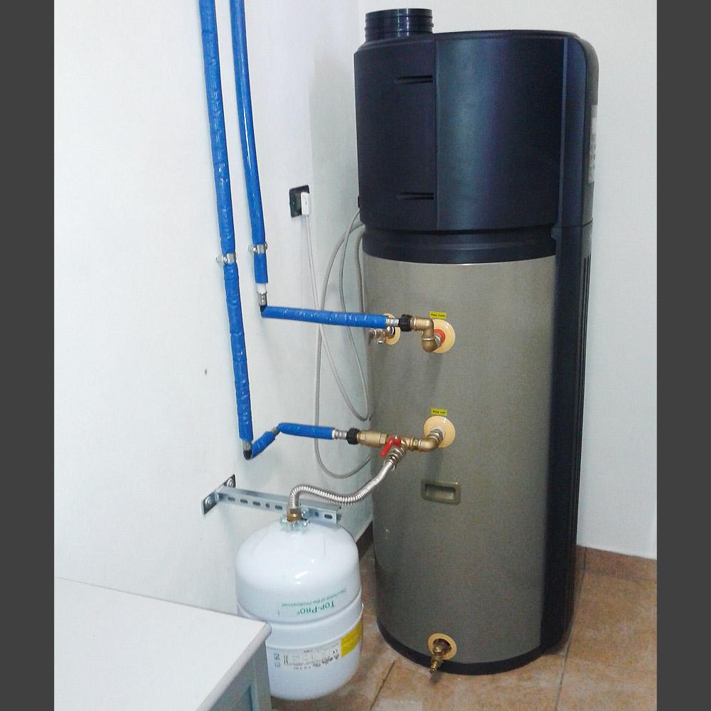boiler solare termico sacile