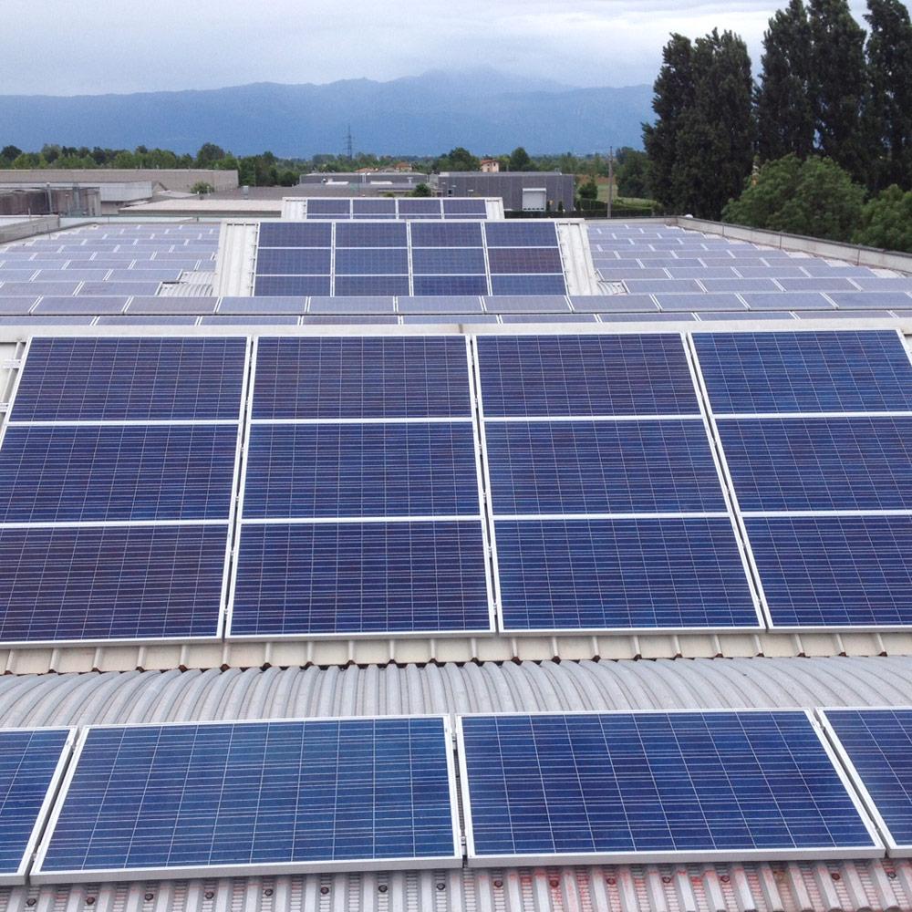 installazione impianto fotovoltaico pordenone